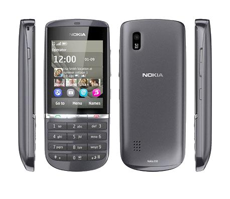 Nokia asha 300. Как настроить интернет на нокиа аша 300.