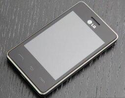 Как настроить интернет на мобильном телефоне LG – T370.