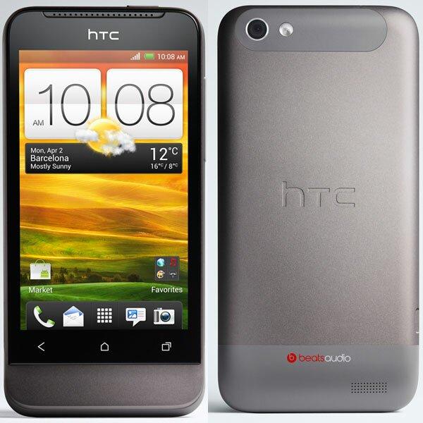 Руководство по выполнению hard reset на смартфоне HTC ONE V
