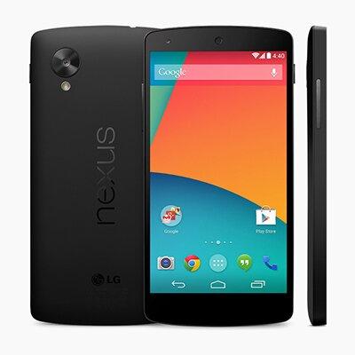 Google Nexus 5 – предводитель Android'ов