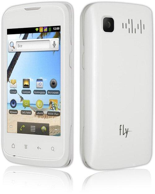 Как настроить интернет на смартфоне FLY IQ238.