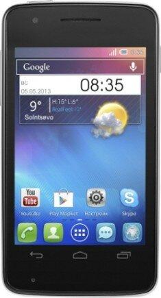 Установить настройки интернета на смартфоне MTC 970