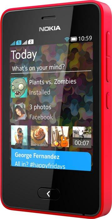 Настроить интернет на Nokia Asha 501