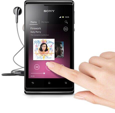 Sony Xperia E Hard Reset